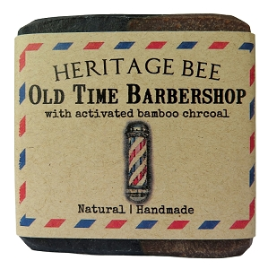 Old Time Barbershop Handmade soap