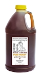 1 Gallon of Pure WildFlower Raw Honey - Plastic