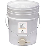 5 Gallon Pure Raw Honey w/ easy pour spout option