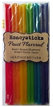 Fruit Flavors ~ Honey Sticks Package