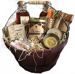 Honey and Hive Gift Basket - Custom