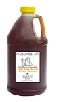 1/2 Gallon of Pure Orange Blossom Raw Honey - Plastic