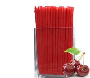 Cherry Flavored Honeystix