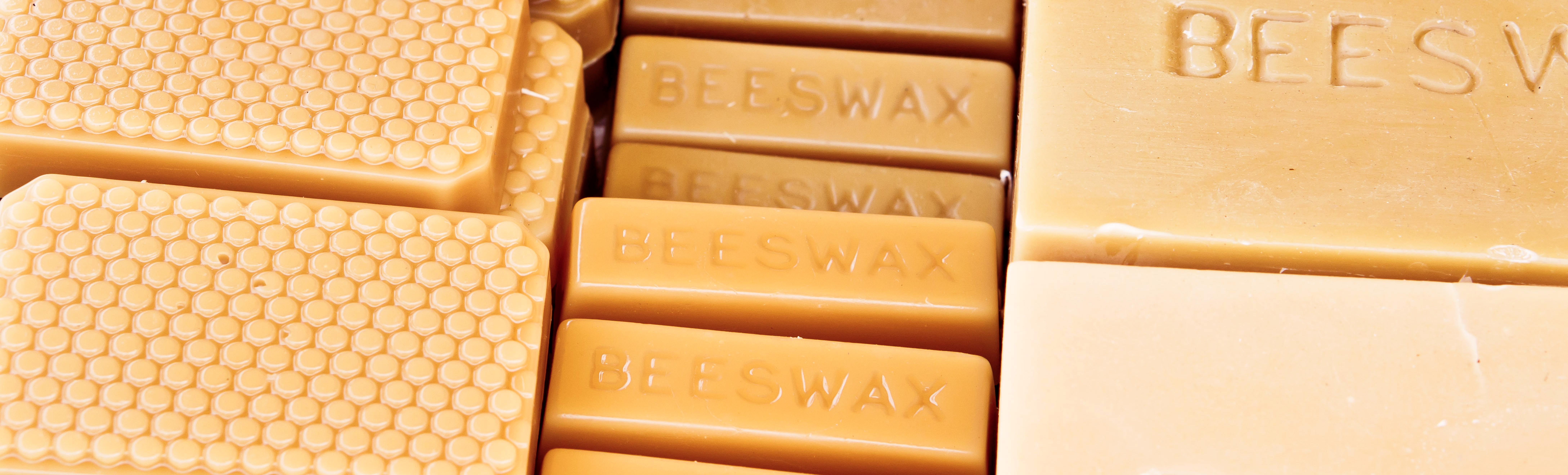100% Raw Beeswax