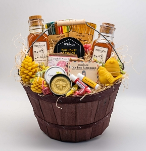 Mother Day Basket, Mothers Day Basket for Mom, The Ultimate Gift Basket with Old Fashioned Jars and Cork, any Mother will Love!