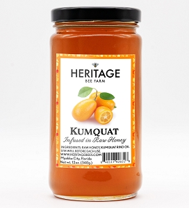 Kumquat Honey, 16 oz.