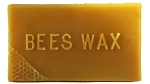 Natural Beeswax 100% Pure, 1 Pound Block