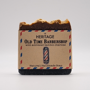 Men's Old Time Barbershop Handmade soap