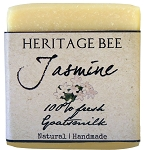 Jasmine Soap with Goatsmilk